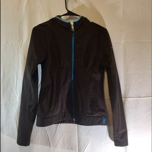 Spyder ladies long sleeve sz 2 zip front jacket
